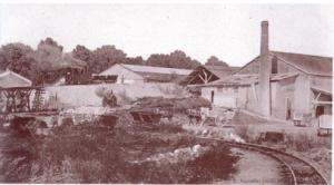 Plâtrerie de la Maltournée, à Neuilly-Plaisance